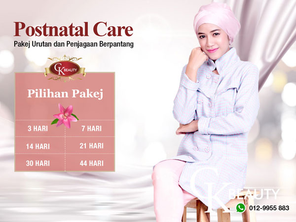 CK Beauty - Spa Beauty Center - postnatal - Galeri